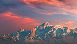 Trekking im indischen Himalaya, Kuari Pass und Nanda Devi