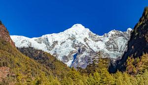 Trekkingreise in Nepal um den Manaslu