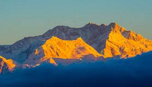 Darjeeling, Sikkim, Bhutan, Kultur und Wanderreise