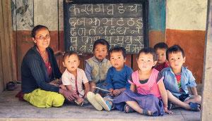 Reise durchs authentische Nepal