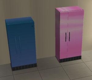 Recolorations Réfrigérateurs