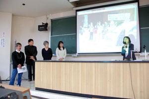 星野代表筆頭に5名が参加した福島会議