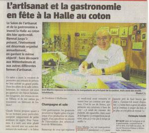 Alsace du 7 novembre 2010