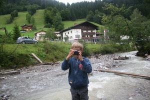 Der Fotograf Chrisi.