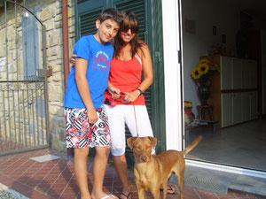 Cristina, Matteo e Tequila