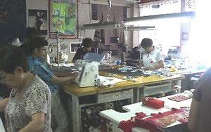 教室開催風景