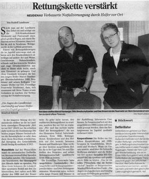 30. April 2009, Heilbronner Stimme