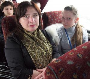 Во время экскурсии