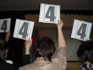 Оценки жюри