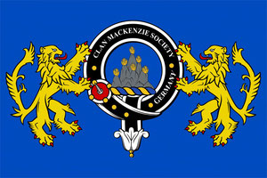 Flagge der Society