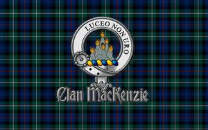 Tartan Clan Mackenzie