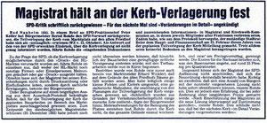 Wetterauer Zeitung vom 18. Oktober 1984