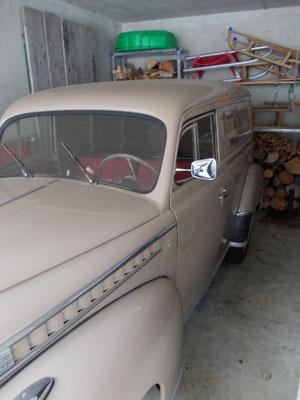 Opel Olympia Kastenwagen 1952