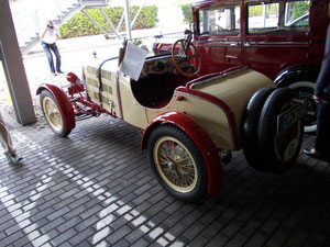 Opel RAK 1 Versuchswagen