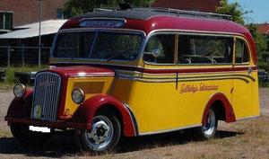 Opel Blitz 1938