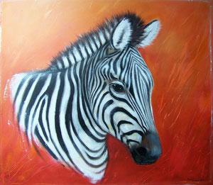 Zebra 90 x 90