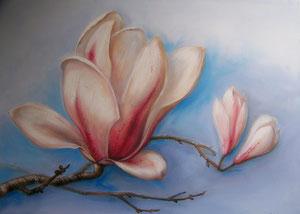 Magnolie 50x70 cm