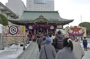 2013.1.2 佐佳枝廼社 初詣