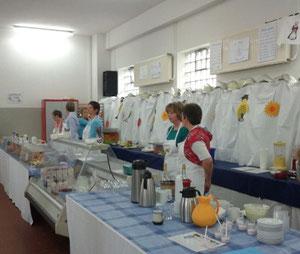 Landfrauen der Vereine Ohrstedt, Ostenfeld und Viöl arbeiten zusammen