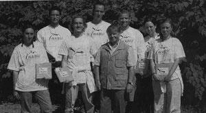 Mitgliederwerbung des NABU Aachen-Land (Pressefoto)
