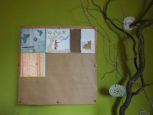 Frühlingspost 4 karten