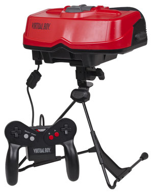 Nintendo Virtual Boy, 1995