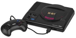 Sega Megadrive, 1988