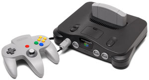 Nintendo 64, 1996