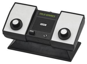 Atari Pong, 1975
