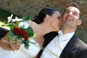 Photographies du mariage de Cecile § Wilfried