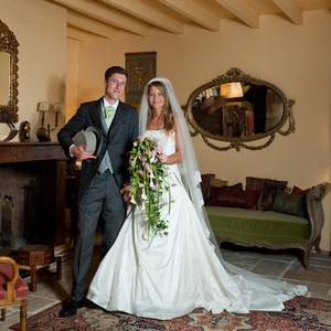 Les photos du mariage d'Alexia et Hubert