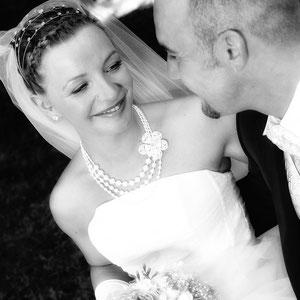 photo du mariage de christelle et pascal