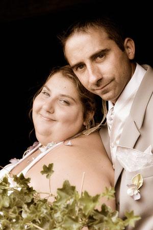 Photographies du mariage de Marylène et Michel