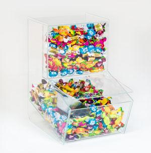 Süßwarenbox 9411016, FMU GmbH, Verkaufshilfen