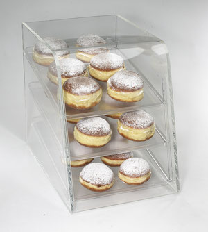 Donut Display groß 9402001, FMU GmbH, Donut Displays/POS Displays
