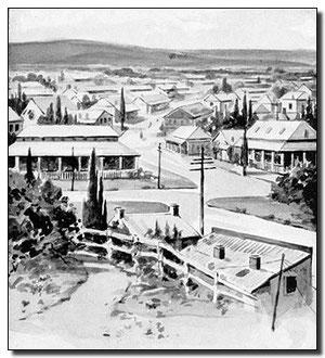 Mafeking en 1888