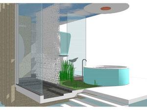 simulation d'aménagement salle de bain
