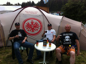 3 Sinnlose beim Rock am Ring :-)))