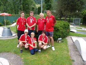 Mannschafts-Landesmeister 2013
