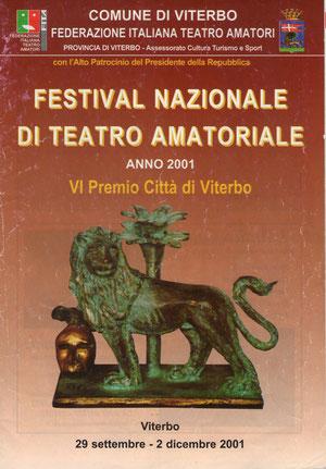 finalisti a FITA Viterbo 2001