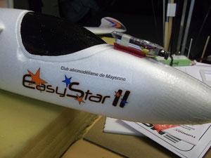 easyStar 2 et HD Wing caméra