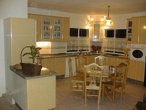 Küchen vom Tischler auf Teneriffa