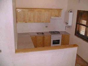 Küchenzeile, Der fliegende Tischler, Teneriffa