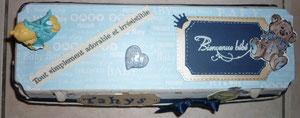 Boite de naissance (boite à oeufs)