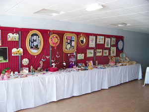 L'expo installée