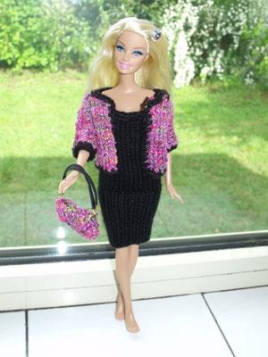 """Petite robe pour Barbie façon """"Coco"""""""