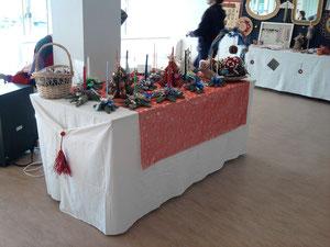 Quelques décorations de table pour Noël