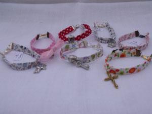 Bracelets en liberty