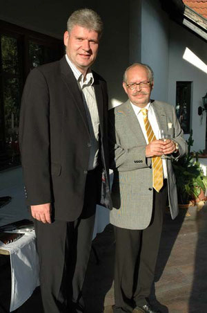 LHStv. Sepp Leitner, Karl J. Mayerhofer