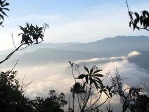 Die Sierra Nevada de Santa Marta